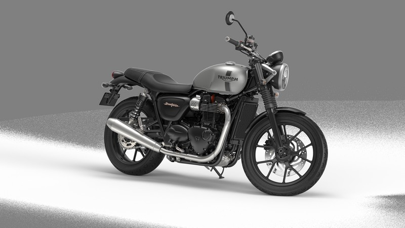 2018 triumph street twin moto montr al. Black Bedroom Furniture Sets. Home Design Ideas