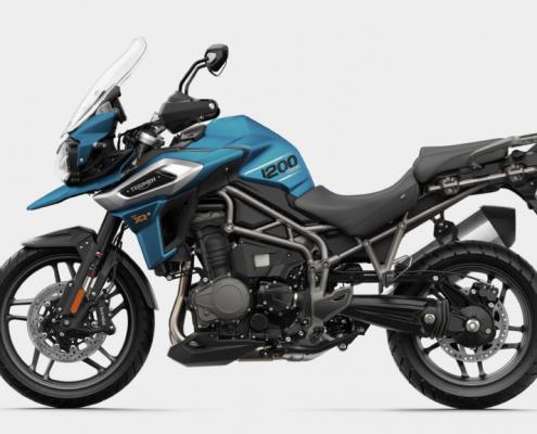 Tiger 1200 XRX Moto Montreal