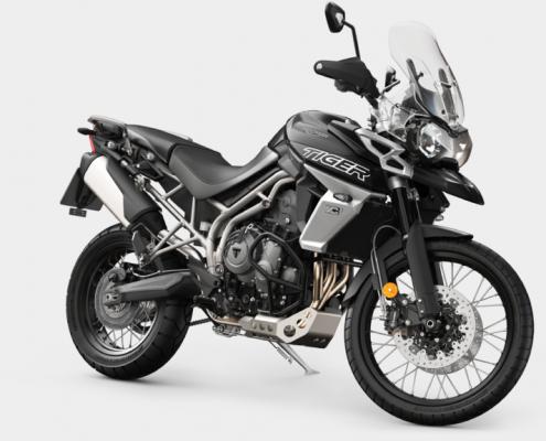 2018 Tiger 800 XCX Moto Montreal