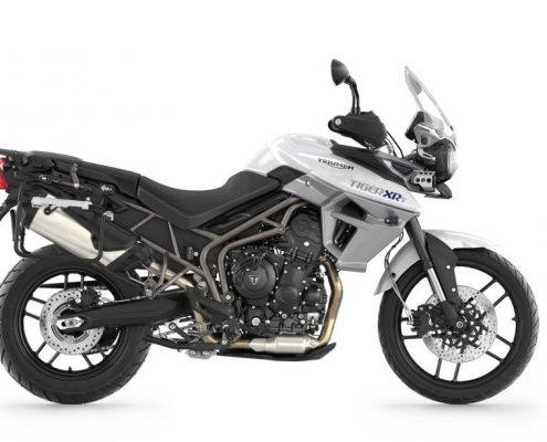 Tiger 800 XRT Moto Montreal