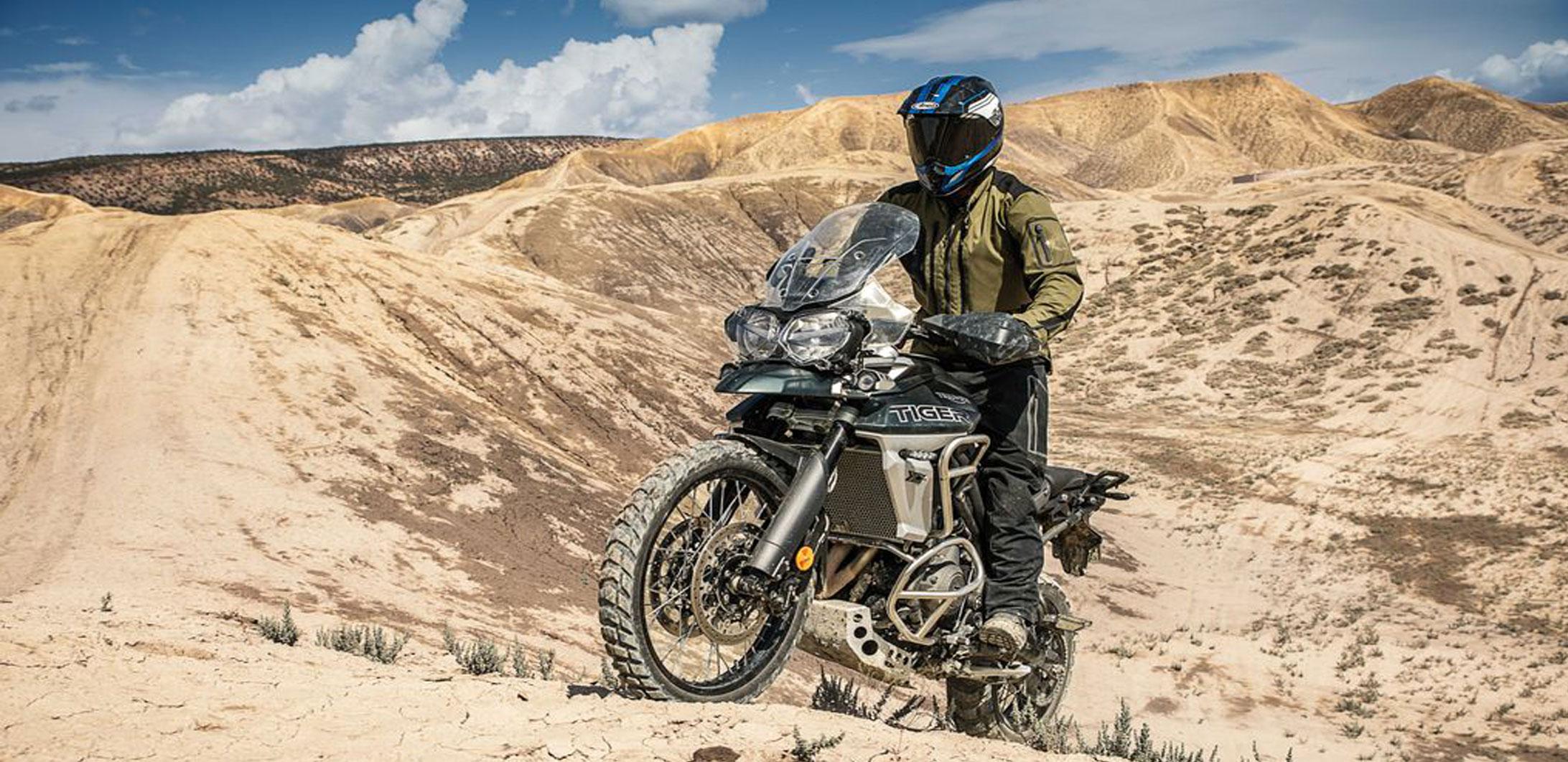 Tiger 800 XCA moto montreal
